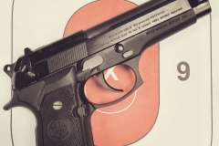 Berretta 92FS, 9mm