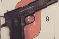 Colt 1911 A1, .22 LR
