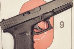 Glock 21 SF, .45 ACP