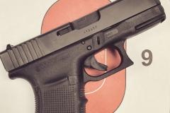 Glock 30 Gen 4, .45 ACP