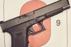 Glock 34 Gen 4 MOS, 9mm