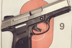 Ruger SR9, 9mm