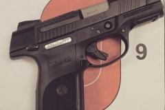 Ruger SR9C, 9mm