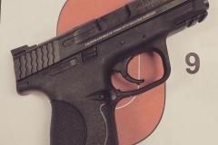 Smith & Wesson M&P 40 C, 40 s&w