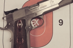 Springfield 1911 A1 Range Officer, 9mm