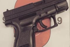 Springfield XD Sub-compact, 40 s&w