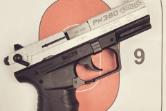 Walther PK380, 380 ACP