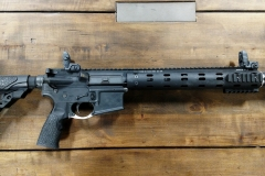 Daniels Defense DPM4ISR Suppressed, 300 Blackout