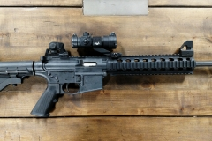 Smith & Wesson M&P 15-22, .22 LR
